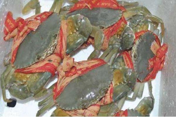 三门青蟹怎么保存 三门青蟹的保存方法