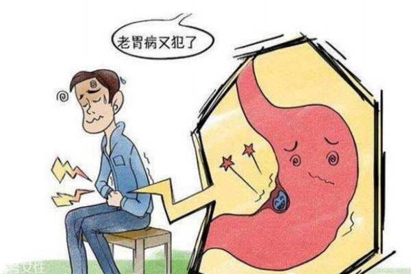 胃炎的典型症状 治疗胃炎的食疗偏方
