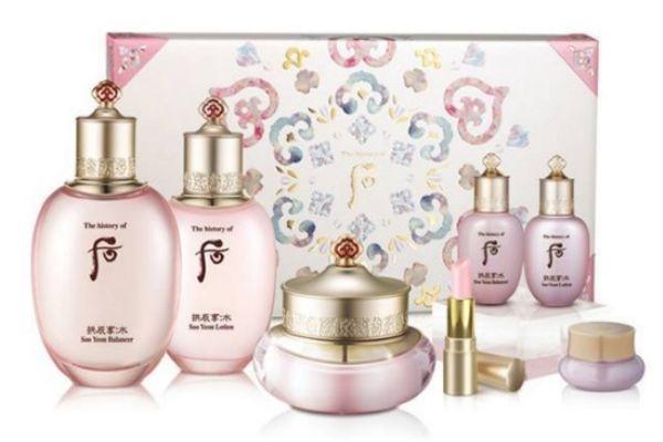 韩国本土化妆品排行榜图片