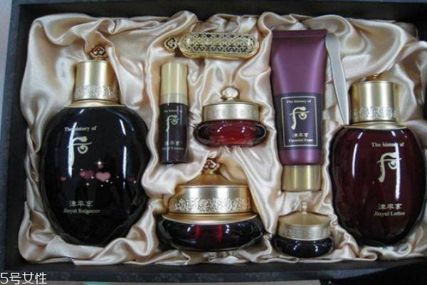 韩国化妆品品牌前十名图片