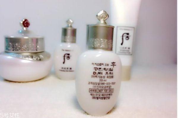 韩国10大化妆品排行图片