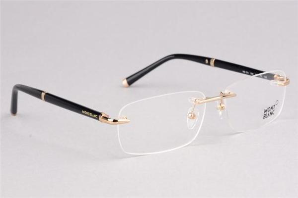 万宝龙眼镜真假鉴定 细节辨真伪