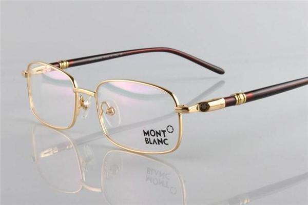 万宝龙眼镜多少钱 千元起步