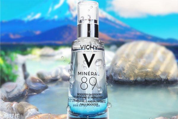 薇姿火山能量瓶怎么用 薇姿火山能量瓶成分