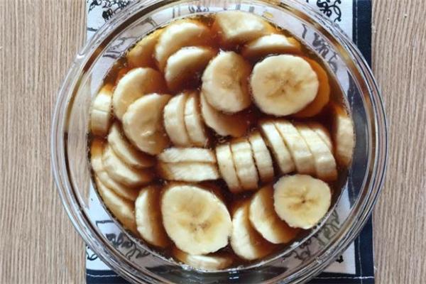香蕉泡醋真的可以减肥吗
