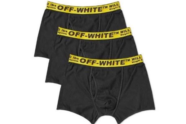 off white内裤多少钱 价格不便宜