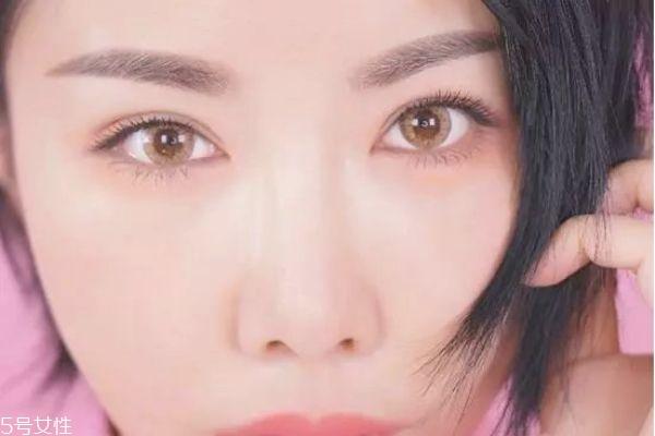 勾月眉怎么画 勾月眉的画法