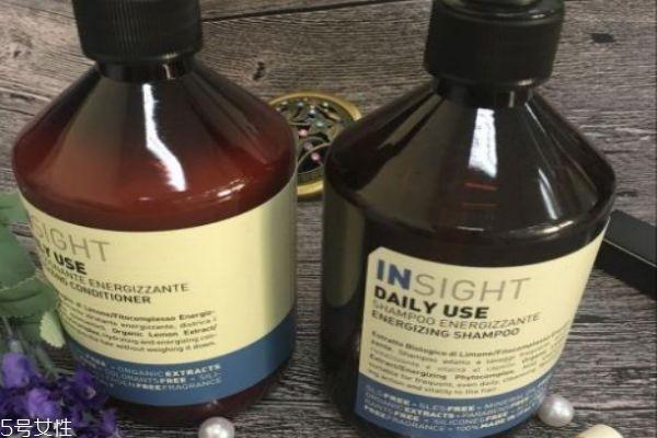 insight洗发水怎么样 insight无硅油洗发水