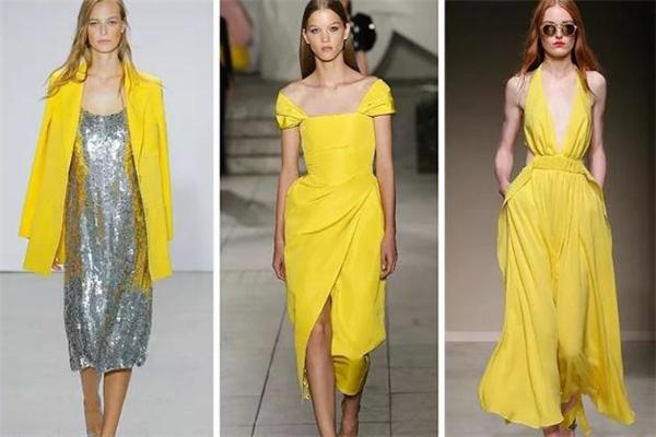 云雀黄是什么颜色 春夏超火流行色