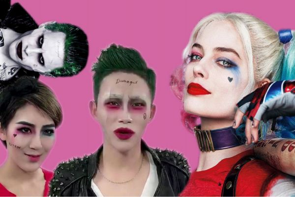 小丑妆怎么画 小丑妆教程
