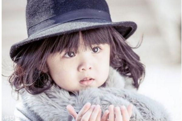 儿童短发发型图片 小女孩短发发型 儿童短发发型图片