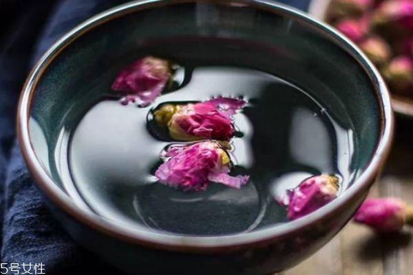 玫瑰茶泡水的方法 玫瑰花的最佳搭配