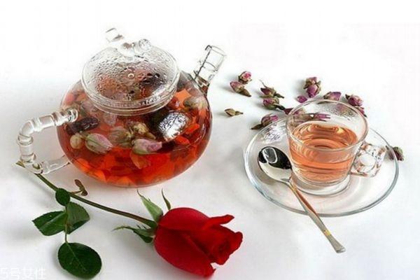 玫瑰花怎么泡茶比较好 玫瑰花泡水喝的9大禁忌
