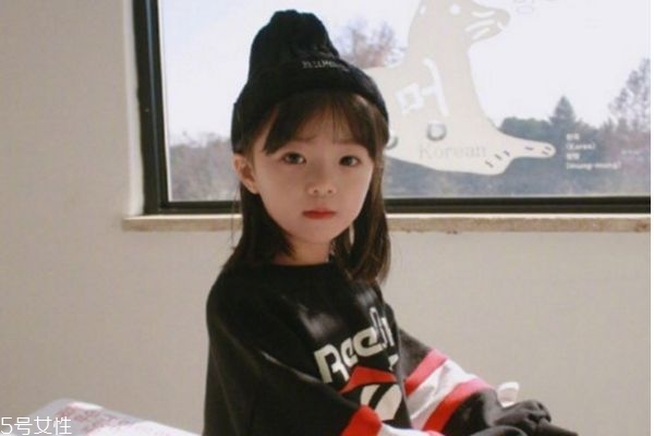 小女孩短发发型 儿童短发发型图片