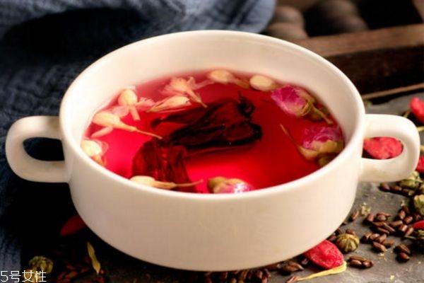玫瑰花茶的功效与禁忌图片