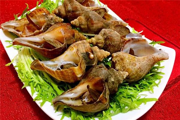 海螺发紫还能吃吗 不怕苦你就吃