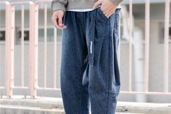 针织牛仔裤是什么面料 超弹力牛仔布