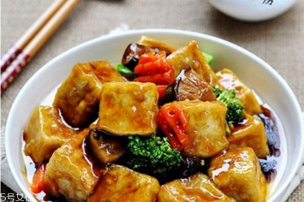 怎么做豆腐好吃又简单 家常豆腐的做法