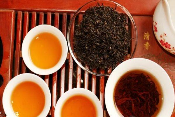 正山小种是发酵茶么图片