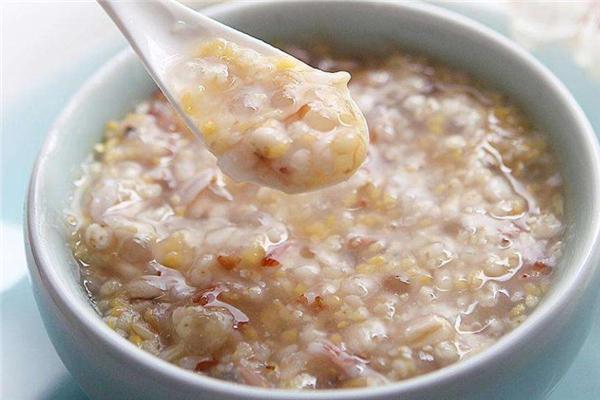 燕麦小米粥的做法 养生早餐粥