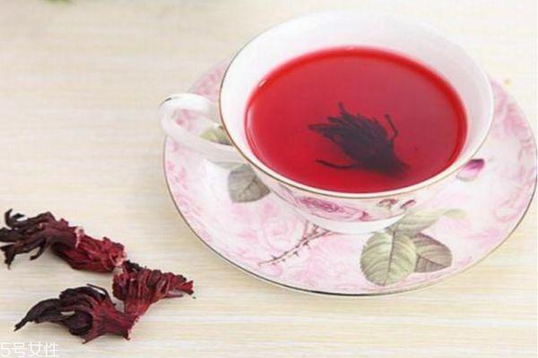 洛神花茶怎么泡酒图片