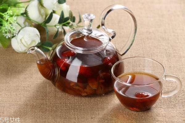洛神花茶怎么泡好喝图片