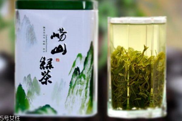 崂山绿茶好吗图片