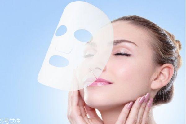 蒸脸和清洁面膜顺序图片