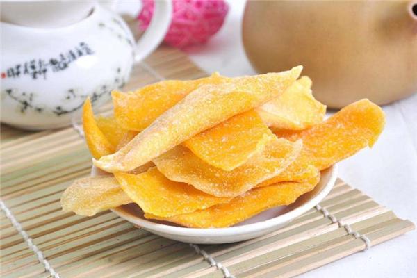 芒果干多少钱一斤 休闲小零食
