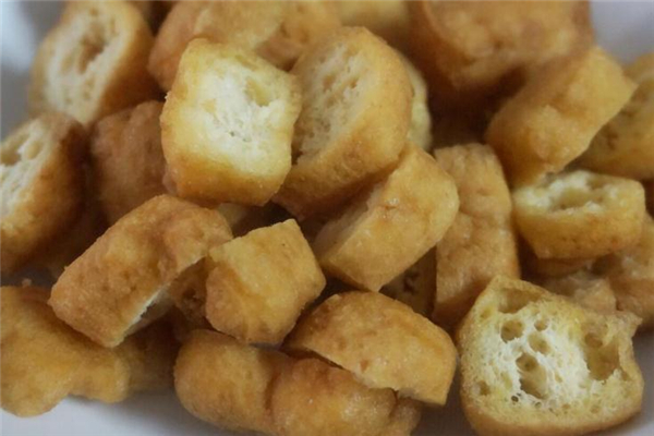 油豆腐的热量高吗 很容易长胖