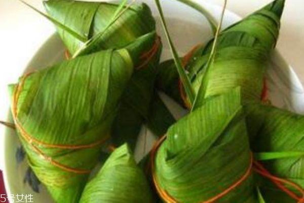 粽子可以微波炉加热吗 包粽子的米是什么米
