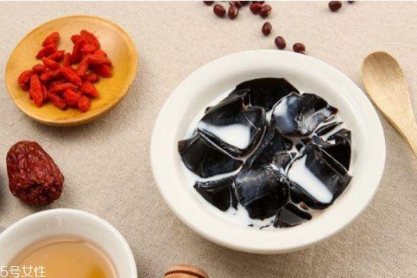 龟苓膏怎么样 龟苓膏的功效与作用