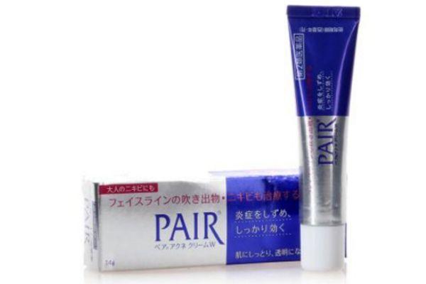 日本pair祛痘膏怎么用 pair祛痘膏说明书