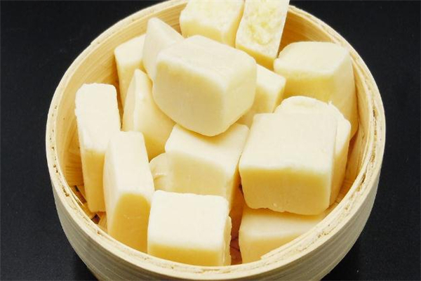 奶豆腐的做法 美味奶制品