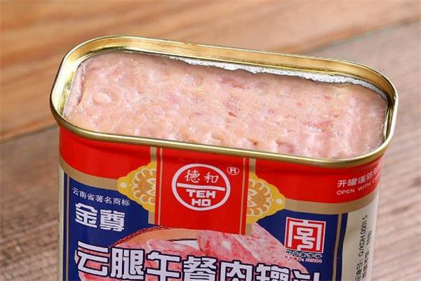 午餐肉罐头怎么倒出来 掌握一些小技巧