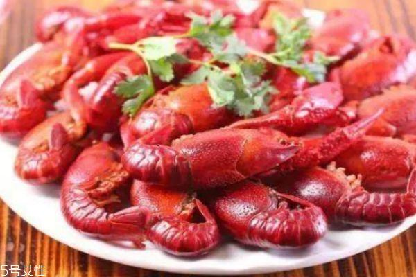 小龙虾几月最肥 这三个月的小龙虾最好吃