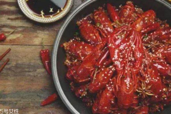 小龙虾虾线能吃吗 吃虾要三不吃