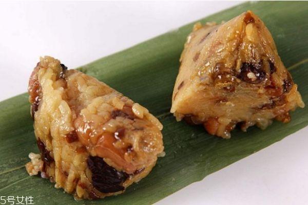 粽子的营养价值 粽子的食用禁忌