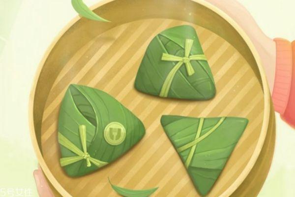 端午节为什么要吃粽子 端午节吃五黄的意义