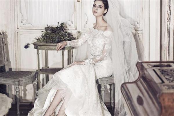 vestal是什么牌子 韩国手工婚纱品牌