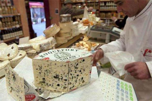 蓝纹奶酪是哪个国家的 法式特色料理