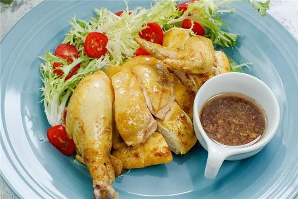 沙姜鸡的做法 地道广东名菜