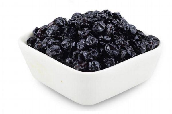 蓝莓果干有核吗 蓝莓果干好吃吗