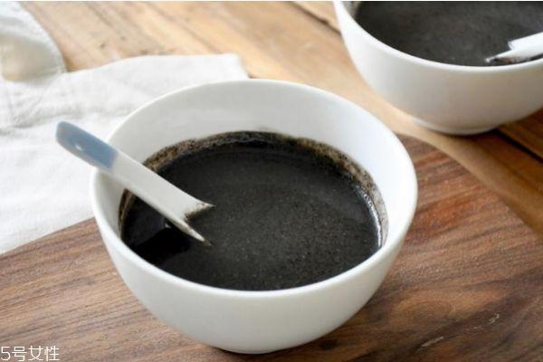 吃黑芝麻糊会发胖吗 减肥可以喝黑芝麻糊吗