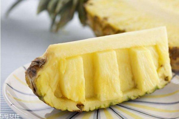 吃菠萝减肥吗 菠萝减肥食谱