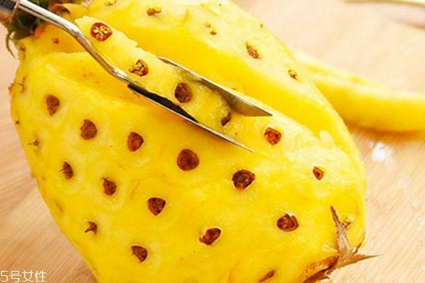吃菠萝会胖吗 晚上吃菠萝会胖吗