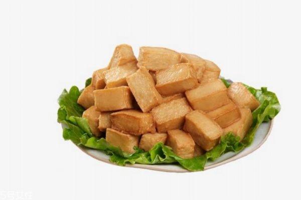 鱼豆腐对人有害吗 鱼豆腐是荤还是素