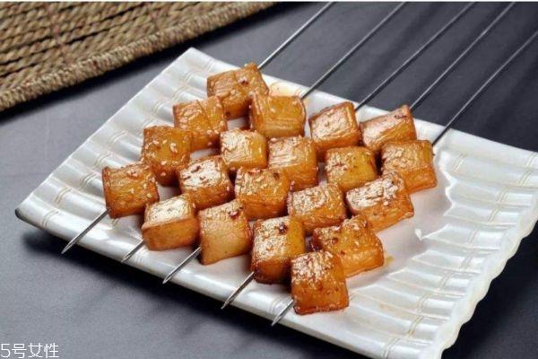 鱼豆腐怎么做好吃 鱼豆腐的做法