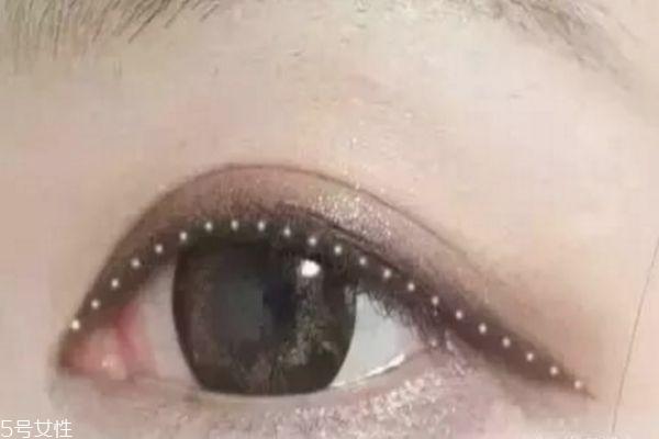 纹美瞳线多久恢复 美瞳线效果