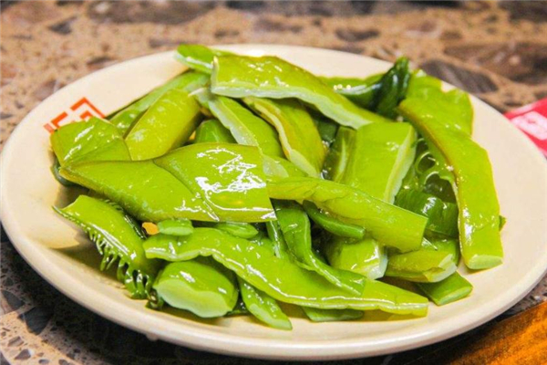 海白菜的做法 海白菜怎么做好吃